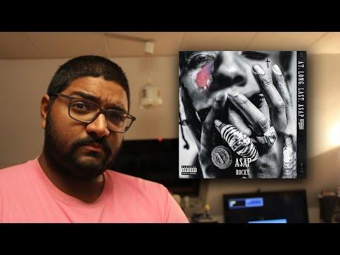 Première Écoute - At Long Last A$AP (A$AP Rocky)