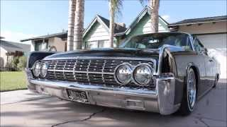 El Presidente Night 1962 Lincoln Continental SoCal Cruising Story