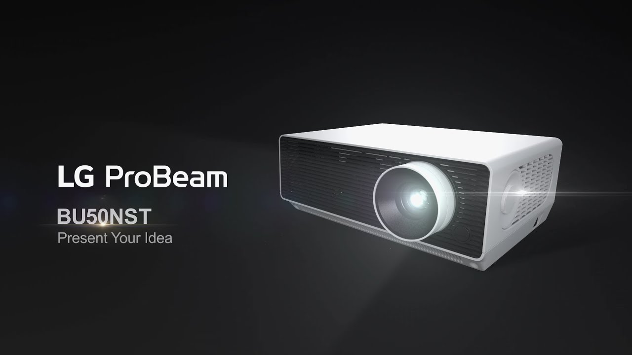 LG BU50NST: New standard for business projectors