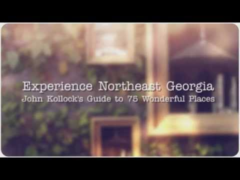 Experience Northeast Georgia - 75 Places to See