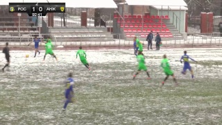 Rostov vs Anzhi Makhachkala full match