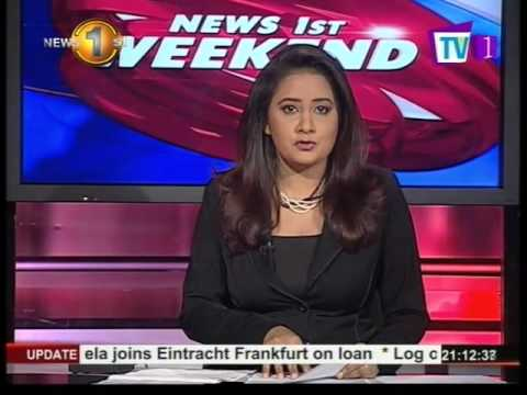 News1st Prime Time News English TV1 9pm 24th July 2016