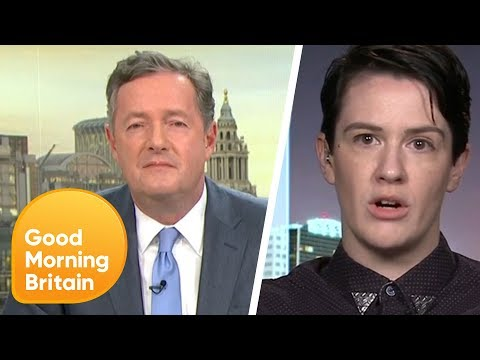 Gender Neutral Family Are Raising Their Child as a 'Theyby'   Good Morning Britain