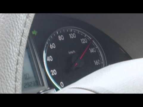 Allion 260- expressway 150kmph