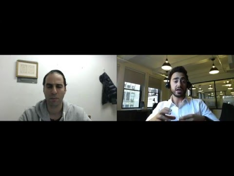 Awesome conversation with Julien from Feedvisor‎ & Ed on Alg
