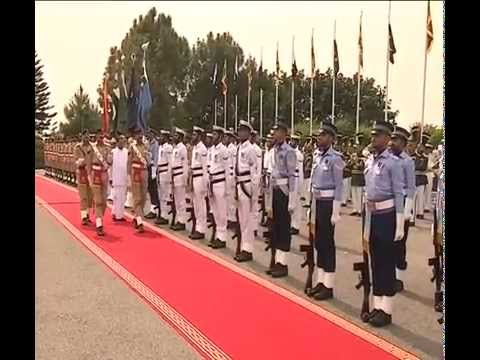 State Visit to Pakistan - Official Welcome Ceremony