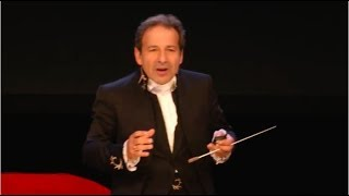 Leadership and Conducting an Orchestra | Jules van Hessen | TEDxZwolle