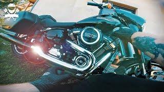MUC-OFF i Brudny Harry - czy domowy detailing motocykla ma sens?