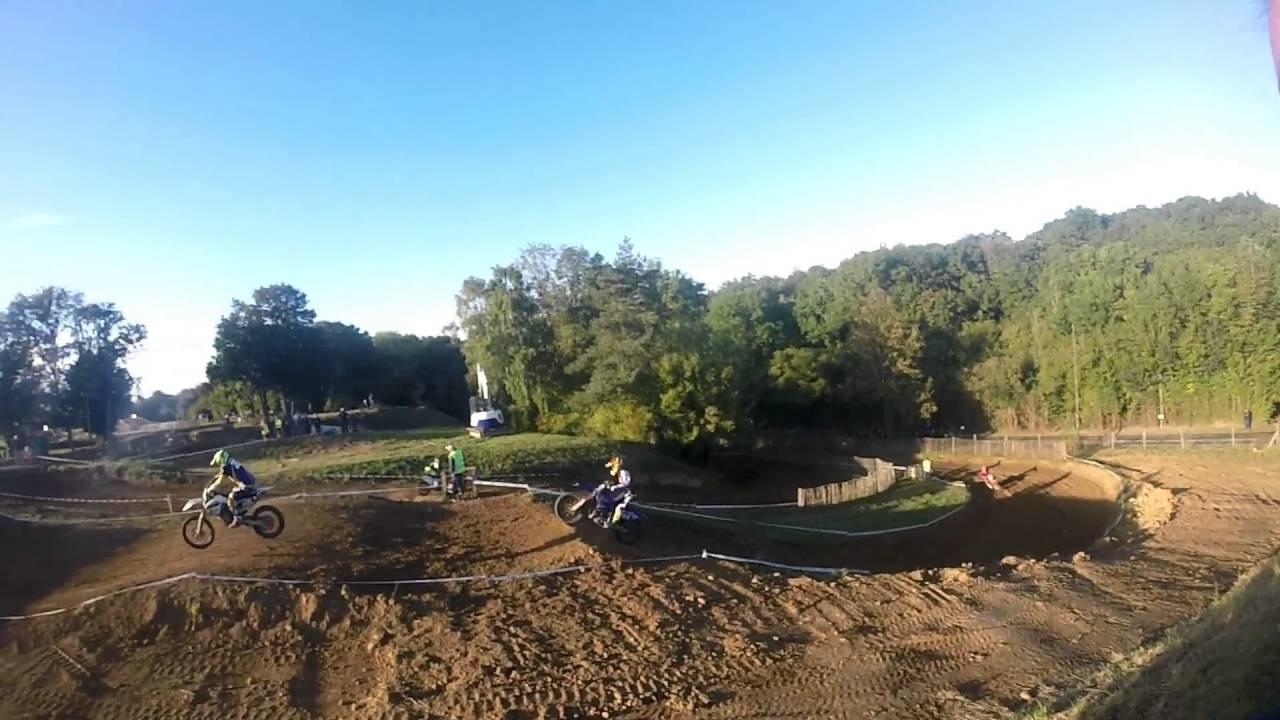Motocross Basly 2016 | Teillet,  Aubin,  Pichon