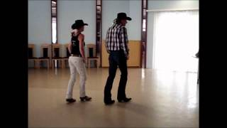 bread & butter line dance.wmv