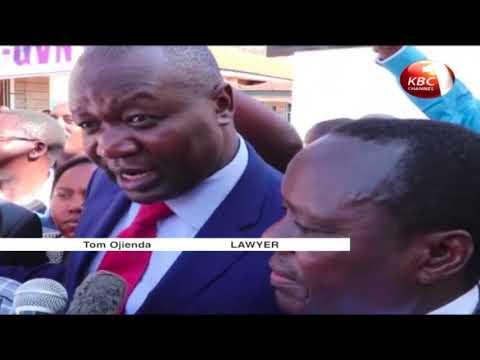 High Court nullifies election of Embu Governor Martin Wambora