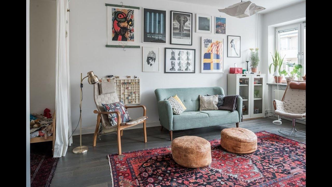 Bohemian & Vintage Style, Interior Design 🍍