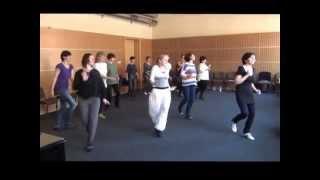 Tańce liniowe dla początkujących