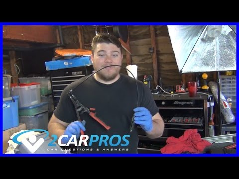 How to Use Flexible Hose Clamp Pliers - Remove Hose Clamps Easy!