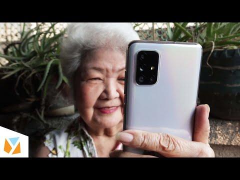 Best Smartphones For Seniors (2020)