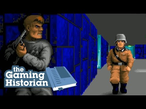 History of Wolfenstein (Part 1) - Gaming Historian