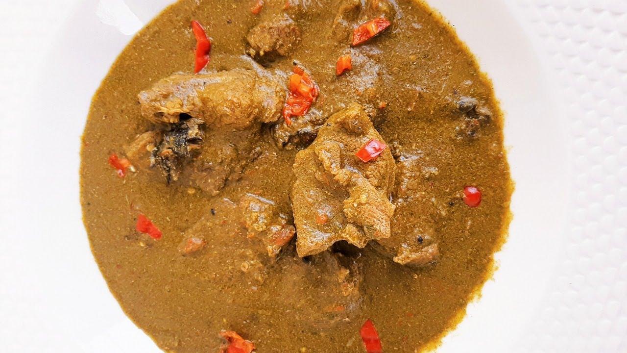 Miyan Kuka Recipe - African Food - YouTube