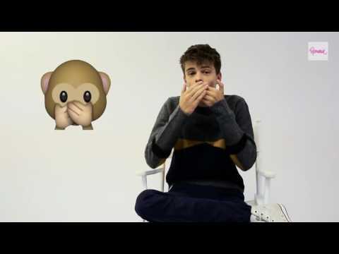 Corey Fogelmanis Plays Popmania's Emoji Challenge