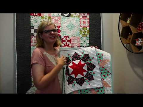 Behind The Seams: Live Pinning With Kimberly And Swoon-Along - Fat Quarter Shop