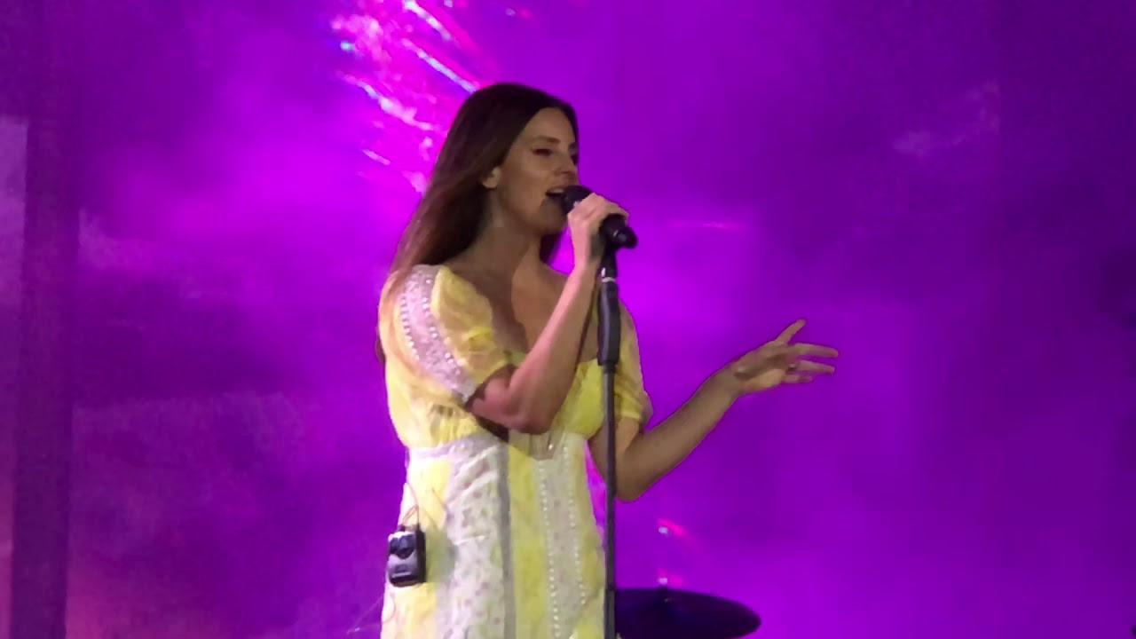 Lana Del Rey - Mariners Apartment Complex • Open'er Festival 6.07.2019 Gdynia (Live)