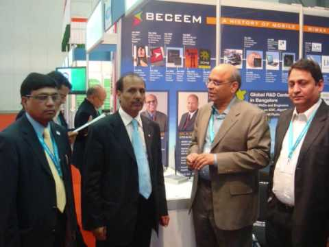 INDIA PAVILION - ITU Telecom World 2009, Geneva