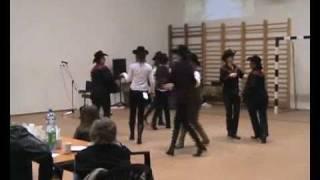 CAJUN MOON - linedance,  Apple Country Club (HUN) 2011. 02. 05. Kulcs, Jótékonysági est