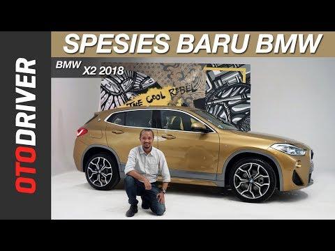 BMW X2 2018 | First Drive | OtoDriver