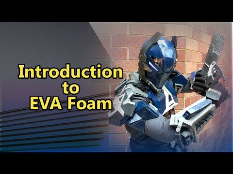 Introduction to EVA Foam: The Building Material for Props