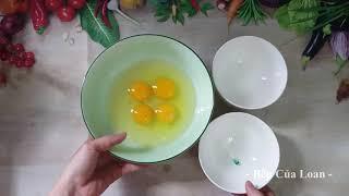 Cách làm bánh flan / plan tại nhà rất đơn giản và dễ dàng - Bếp Mặt Bự - How to make flan cake