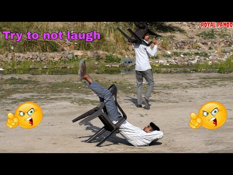 Must Watch New 😋😋 Funny Comedy Video 👌Episode 23 full Comedy video 2019