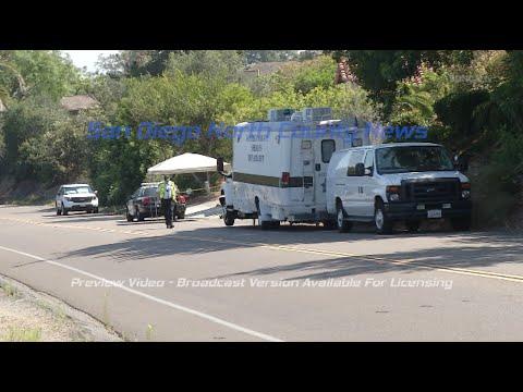 RANCHO SANTA FE: Three Bodies Found Inside Residence 6/27/16