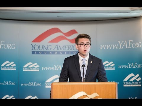 Grant Strobl, National Chairman, Young America's Foundation