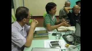 TSP Rizaliana Lodge Meeting on Law of Adjustment, Doctrine of Balance and Harmony