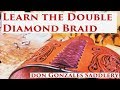 Learn the Double Diamond Braid