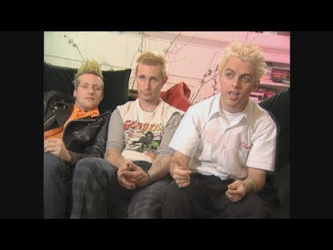 Green Day Rock Band Extras - What are they Listening to?