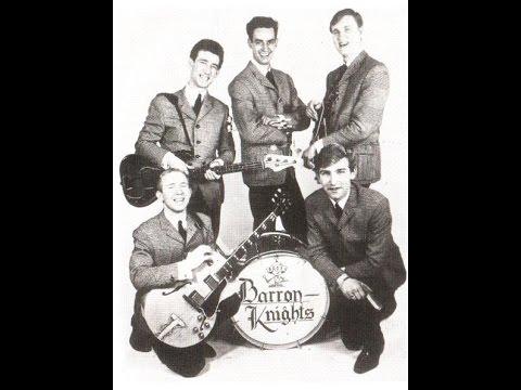 Barron Knights with Elton John - Olympic Record (1968)