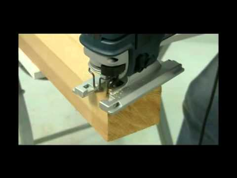 Bosch Jigsaw Blades for GST Professional   YouTube