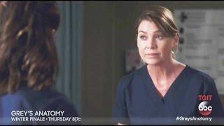 """Grey's Anatomy 12x09 Sneak Peek #2 """"Things We Lost in the Fire"""" -  S012E09 [HD]"""