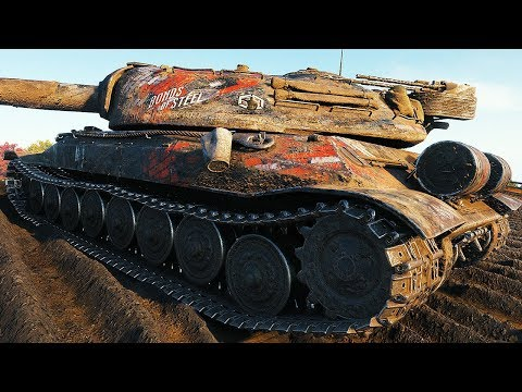 Object 705A - DANGEROUS BOSS - World of Tanks Gameplay