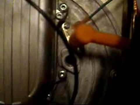 munchkin boiler lights off - YouTube