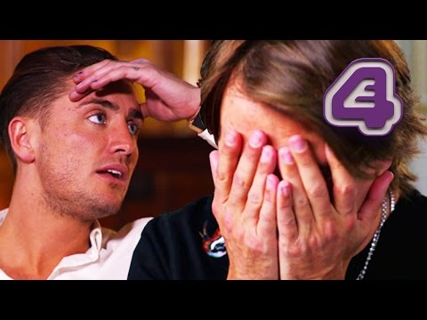 Bear & Jonathan Cheban Shocked By Double Dates Doing A Runner! | Celebs Go Dating