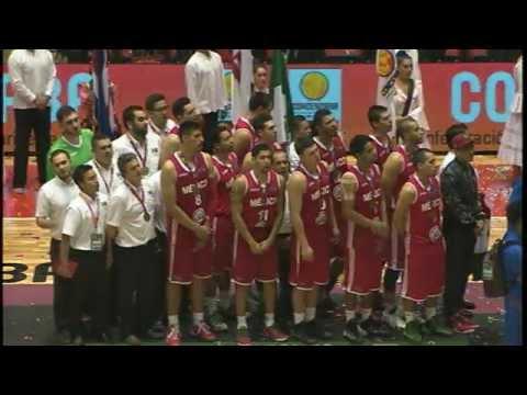 Centrobasket 2014 - Post-Juego - Gran Final - Mexico vs. Puerto Rico