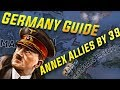 HOI4 Germany Guide To World Conquest By 1939 Hearts Of Iron IV Germany Tutorial mp3