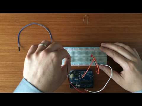 6. Arduino Dersleri: Arduino Ile Led-Buton Uygulaması - Fritzing, Programlama, Uygulama