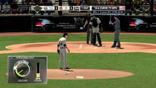 Major League Baseball 2K11 PC GamePlay.mp4