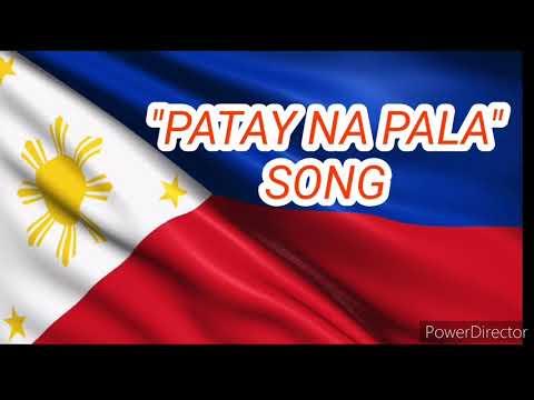 """SONG """"PATAY NA PALA"""" (COVID - 19)by ikaw na pala/KARRUBA"""