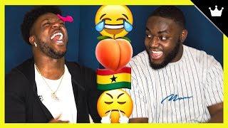 😂 EMOJI SONG CHALLENGE vs Yeboah - JokaH Tululu