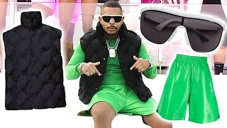 RAF Camora feat. Luciano – 2CB OUTFIT REACTION