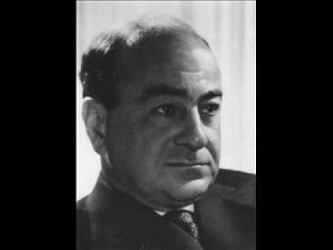 Shura Cherkassky plays Gershwin Three Preludes