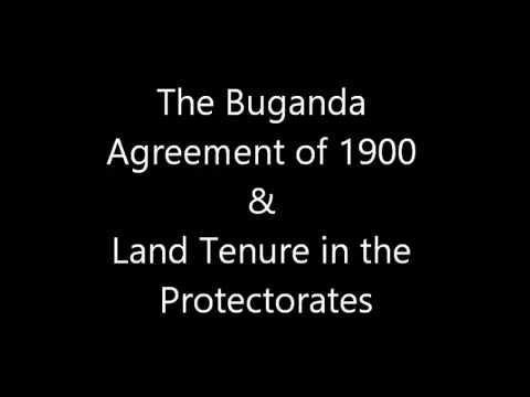 buganda agreement